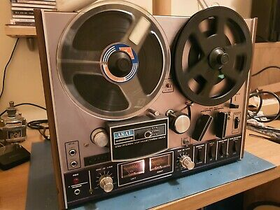 Akai 4000DS Reel To Reel Tape Recorder - Fully Serviced By Delatronics.