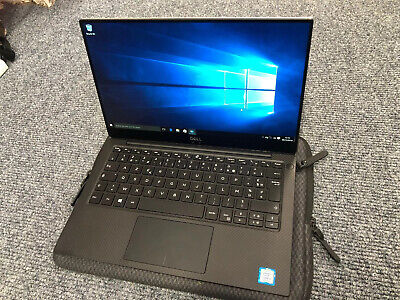 Dell XPS 13-9370 13.3 Inch Laptop Core i5-8250U 8GB RAM 256GB SSD French