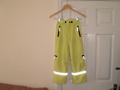 """Trousers""""Land&Lake""""Designed by Ellos Pale Yellow Size: Height: 128 cm (UK)  Used"""
