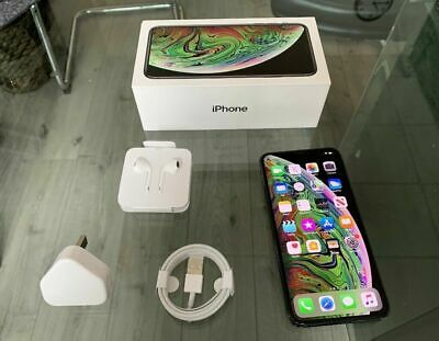 Apple iPhone XS Max 256GB Space Grey. Immaculate. Warranty Dec 2020. Unlocked