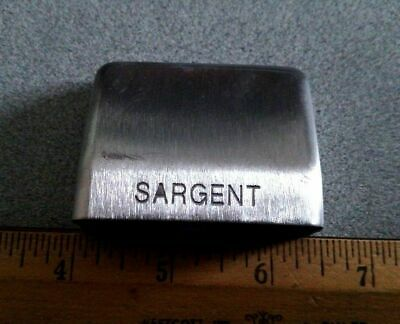 Sargent Exit Panic Device End Cap Only In Us32D