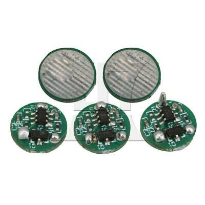 5pcs DC3-5V ON/OFF 10MM Micro Mini Thumb Touch Switch Module
