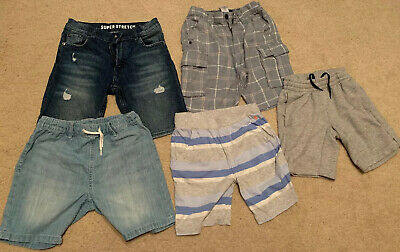 Boys Shorts Bundle Age 7-8
