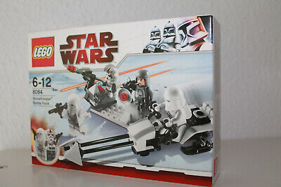 Lego 8084 Star Wars Snowtrooper Battle Pack ungeöffnet