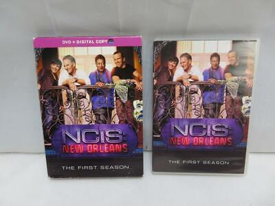 NCIS: New Orleans - The First Season (DVD, 2015, 6-Disc Set) Missing Disc 5