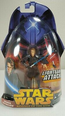 Star Wars Revenge Of The Sith Collection - Anakin Skywalker # 2 - Hasbro 2005