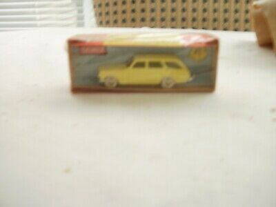 VFE004 Oxford Diecast 1:43 Scale Swan White//Lime Yellow Vauxhall Cresta