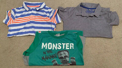 3 X Boys 7-8 bundle Tshirts