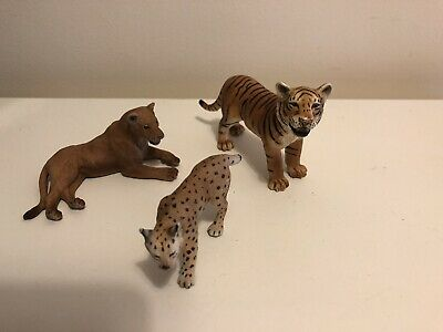 schleich Big Cats Job Lot