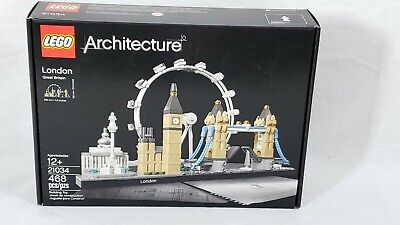 LEGO Architecture Skyline Collection London (21034) - BRAND NEW