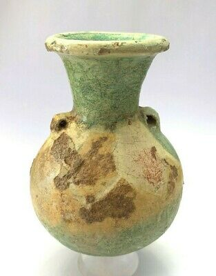 Ancient Egyptian Amarna Pottery Jar