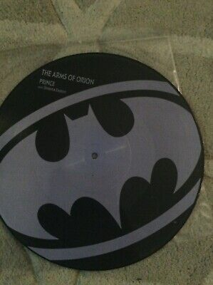 """Prince With Sheena Easton - The Arms Of Orion - 1989 12"""" Picture Disc Ex"""