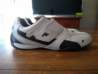 FILA MOTORSPORTS MACH T Casual Driving Shoes Sneakers Strap