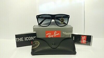 Ray-Ban RB4147 601/32 Black Crystal Gray Gradient Sunglasses