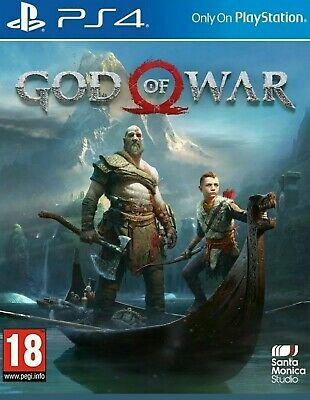 God of War PS4 playstation 4 digital game full game (US)