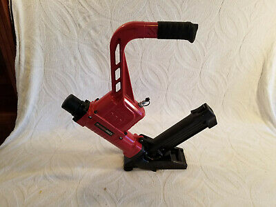 465SLT   PORTA-NAILS   ~   3-N-1 FLOOR NAILER ~ Used ~ excellent condition