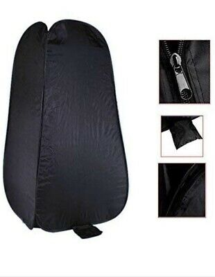 6ft / 183cm Portable In/Outdoor Photo Studio Pop Up Changing Dress/ Fitting Tent