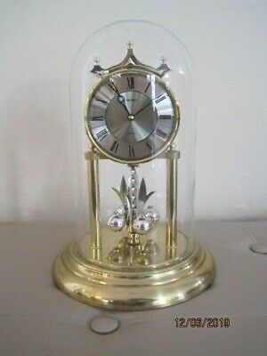Anniversary Clock, Vintage, Quartz movement, Made in West Germany