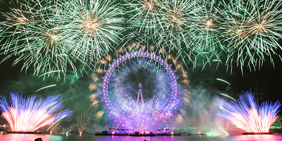 London NYE - New Years  Eve 2019 tickets fireworks