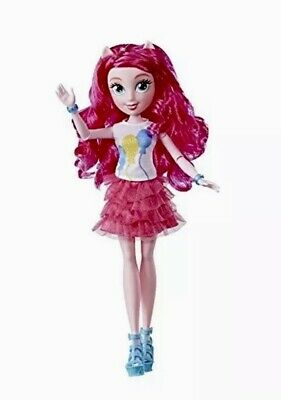 "My Little Pony Equestria Girls Pinkie Pie 11"" Action Figure Doll NEW IN BOX"
