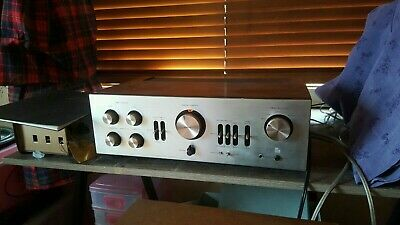 Luxman L80V Stereo Integrated Amplifier