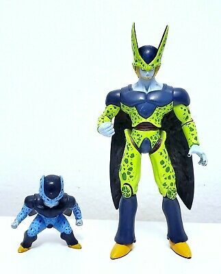 dragon ball z action figures Perfect Cell With Cell Junior