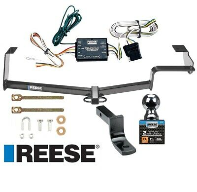 "Reese Trailer Tow Hitch For 06-11 Honda Civic Complete w/ Wiring and 2"" Ball"