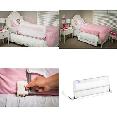 Regalo Swing Down Bed Rail Guard, With Reinforced Anchor Safety System, 43-Inche