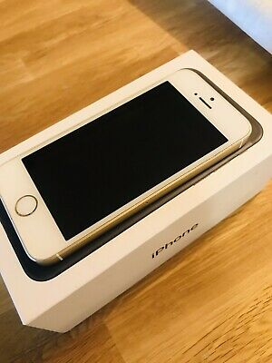 Apple iPhone SE - (16GB) Champagne Gold Unlocked Excellent Condition A* Screen