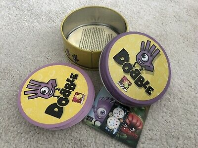 Dobble Card Game - board game.