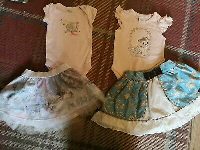 girls designer clothes  aged 0-6 months