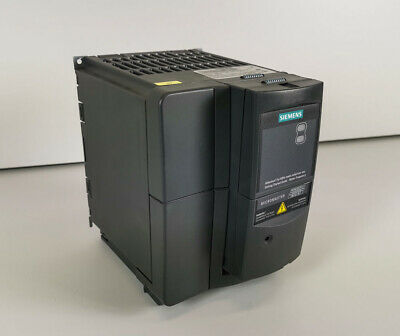 Siemens Micromaster 420 6SE6420-2AB22-2BA1 E01/1.2 Frequency Converter 2,20kw