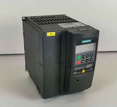 Siemens Micromaster 420 6SE6420-2AB21-1BA1 E01/1.2 1.10kw Frequency Converter