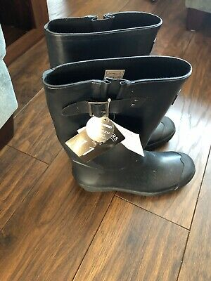 Briers Black Wellingtons Size 11