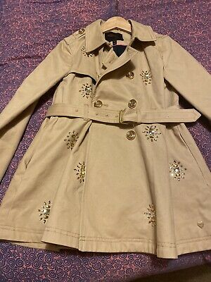 Juicy Couture Girls Coat Age 8