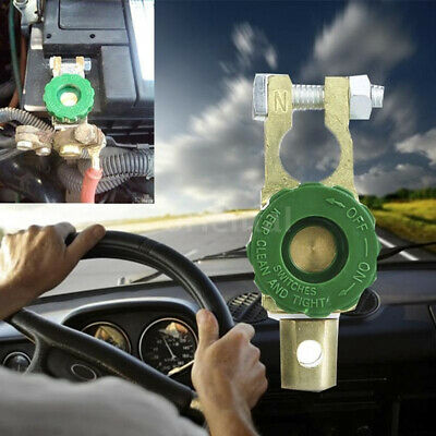 New Auto Truck Parts Kill Cut-off Car Battery Switch Disconnect Terminal Link