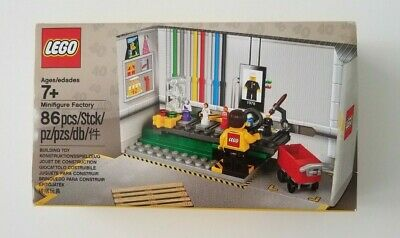 LEGO 5005358 Minifigure Factory Brand New SEALED