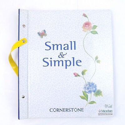 Small And Simple Wallpaper Sample Book Scrapbooking Crafts Card Making Blonder