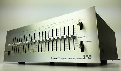 Pioneer Sg-9500 Top Stereo Equalizer