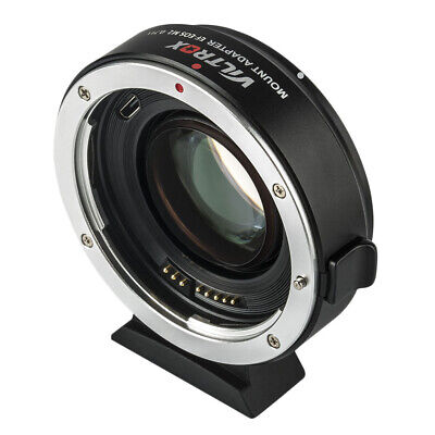 EF EF-S Mount Lens onto for Canon EOSM Series Lens Adapter with aperture control