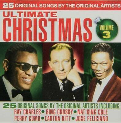 Ultimate Christmas Album, Vol. 3 by VARIOUS ARTISTS