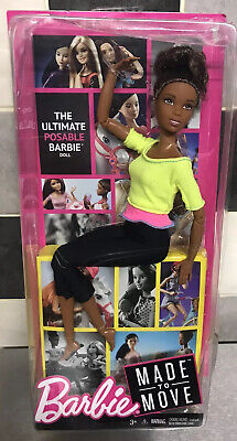 BNWT ~ Barbie 💕 Made To Move ~ Dressed