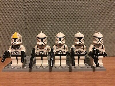 LEGO Star Wars Clone Trooper Konvolut Nr 1