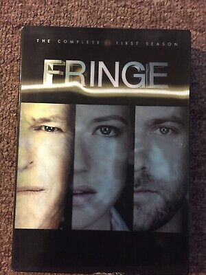 Fringe - The Complete First Season (DVD, 2009, 7-Disc Set)
