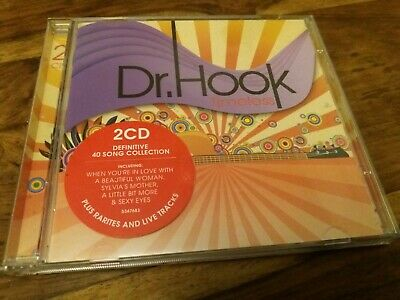 Dr Hook Rare 2 Disc Definitive Collection Inc Live Best Of Timeless UK CD Mint