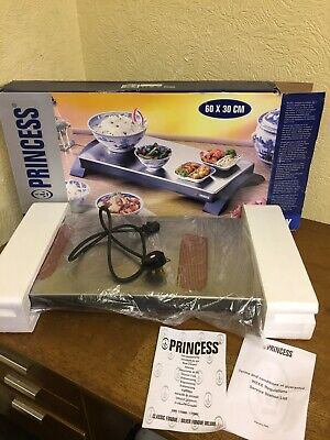 Princess Classic Cordless Warming Tray /plate