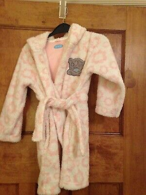 M&S Girls Age 3-4 Years Me To You Dressing Gown