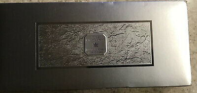 2003 Canada = Silver Maple Leaf 5 Coin  Hologram Set = Complete In Wood Box