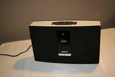 BOSE SOUNDTOUCH PORTABLE WI-FI MUSIC SYSTEM WIRELESS SPEAKER  model 412540