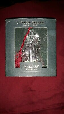 Marquis By Waterford St Nick Bell Ornament 2nd In A Series Germany